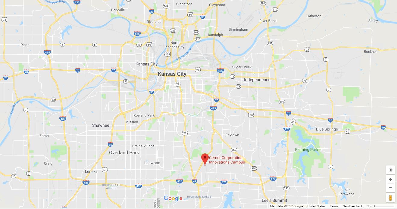 BSidesKC 2018 Map